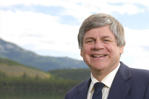 Yukon MP Larry Bagnell