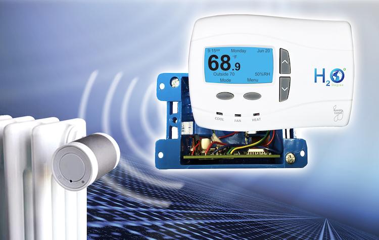 HCH0104 hydronic radiator control system