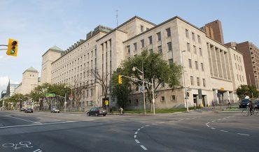 West Memorial Building, Ottawa.