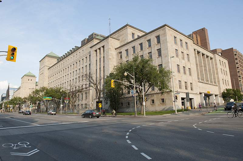 West Memorial Building, Ottawa.