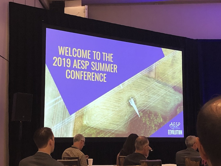 AESP 2019 summer conference