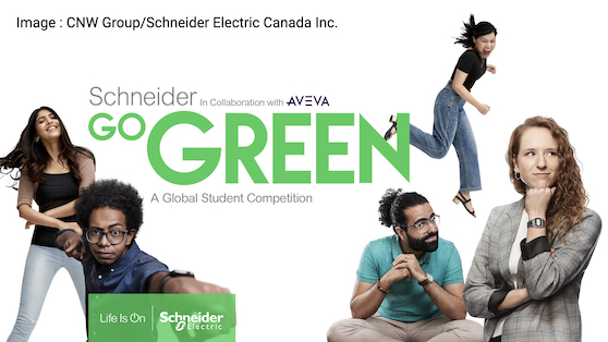 """Schneider Electric seeks """"bold ideas in digital and sustainable innovation"""" for Go Green 2022"""